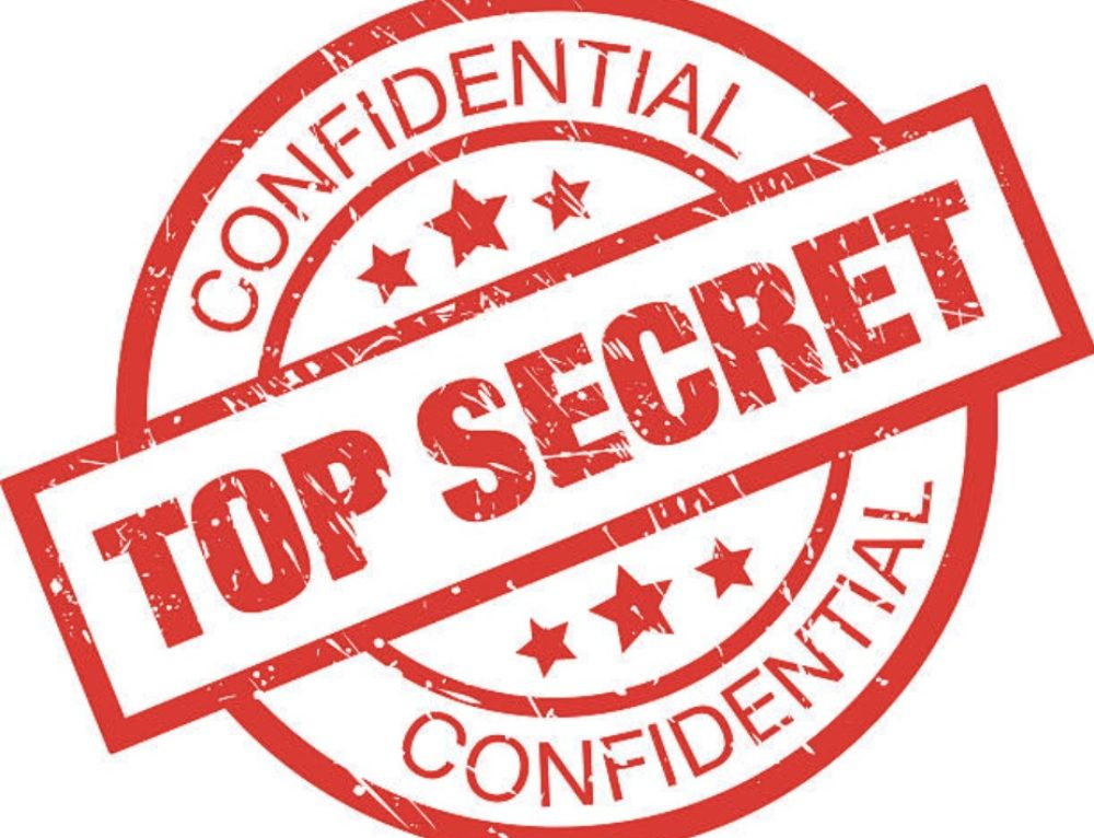 Security Clearances: Confidential