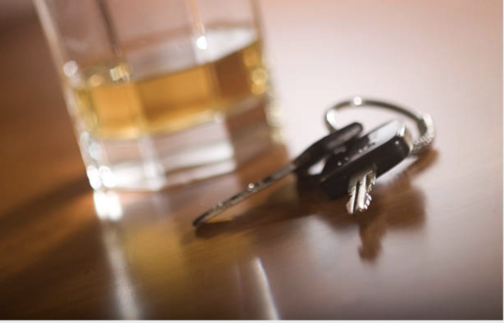 DUI Security Clearance